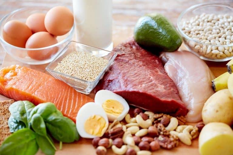 Nahrungsmittel mit viel Vitamin B