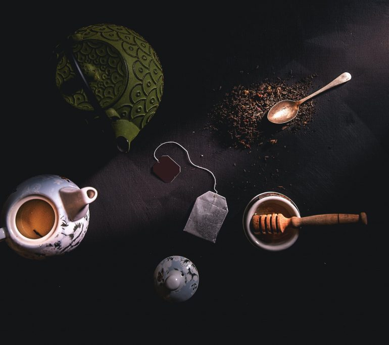 Kurkuma Tee