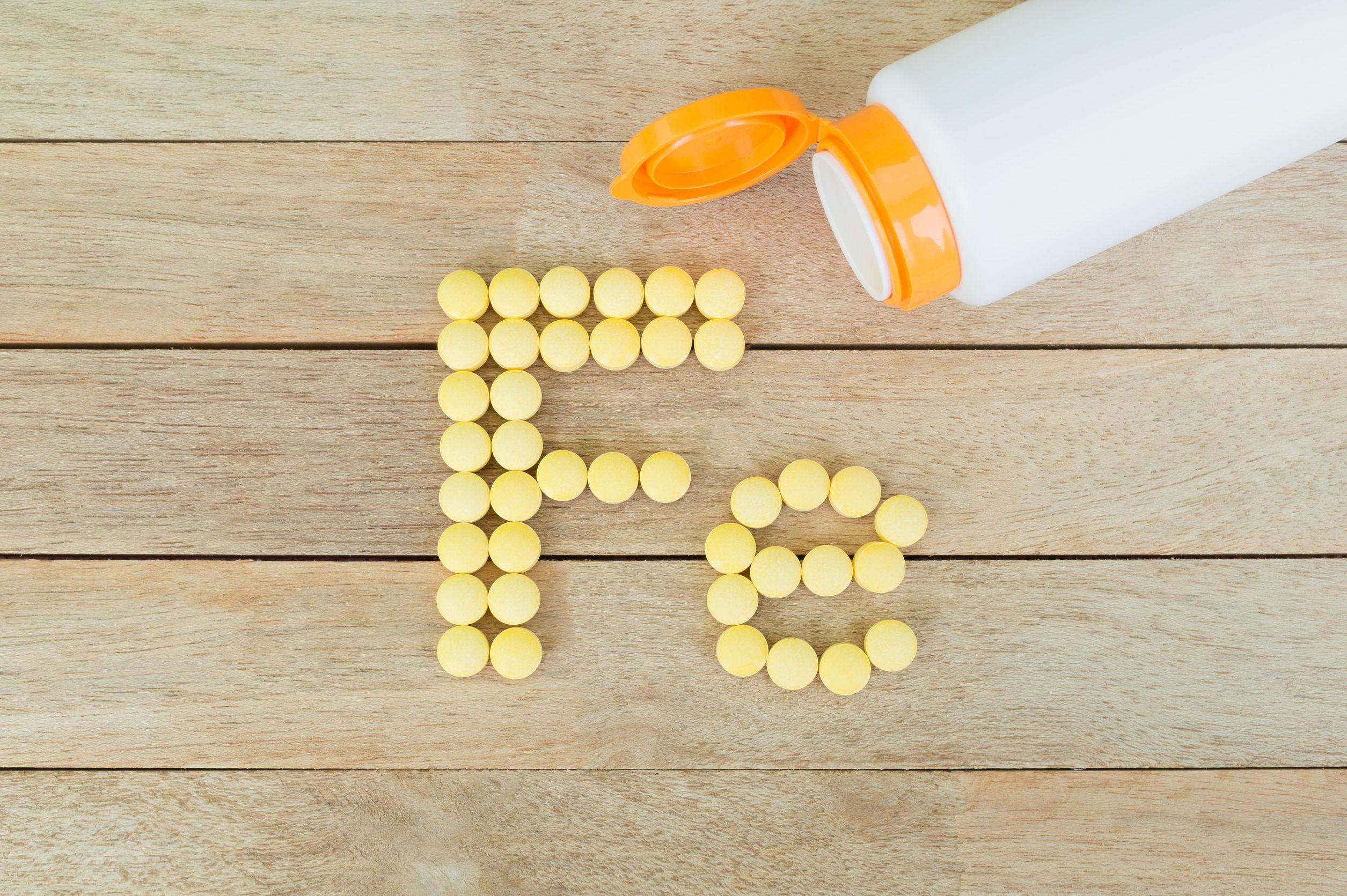 Eisen Tabletten: Test, Wirkung, Anwendung & Studien (04/21)