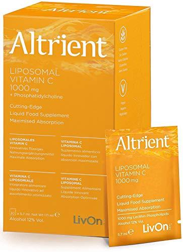 Altrient C - Liposomales Vitamin C/Lypospheric Vitamin C/Lypo-Spheric Vitamin C - Vitamin C 1000mg
